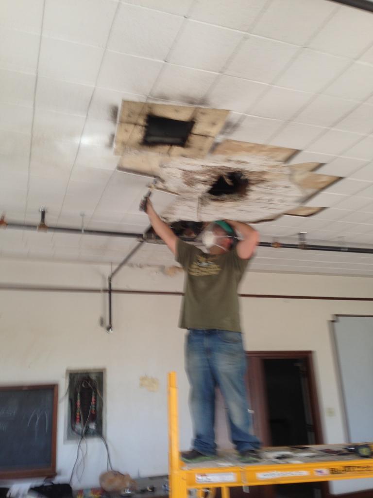 Ceiling-Repairs